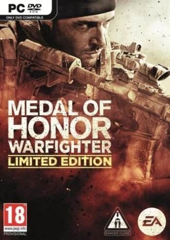 Medal of Honor: Warfighter - Deluxe Edition (2012) PC | RePack