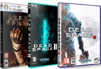 Dead Space - Anthology (2008-2013) PC | RePack by R.G. Origami