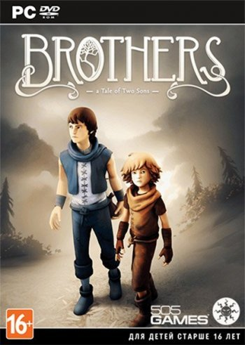 Brothers: A Tale of Two Sons (2013) PC   Пиратка