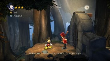 Castle of Illusion Starring Mickey Mouse HD (2013) PC | RePack