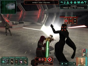 Star Wars: Knights of the Old Republic (2003-2005) PC   RePack