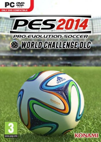 Pro Evolution Soccer 2014: World Challenge (2014) PC   RePack by xatab
