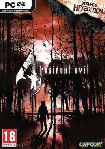 Resident Evil 4 Ultimate HD Edition (2014) PC | RePack by z10yded