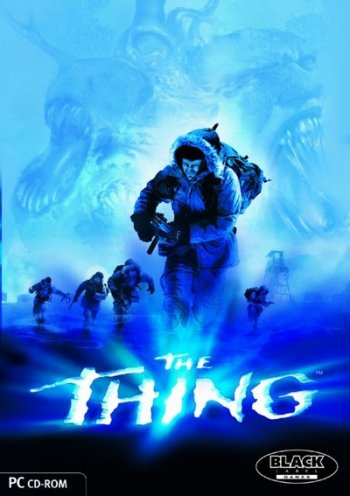 The Thing (2002) PC | RePack by [R.G. Catalyst]