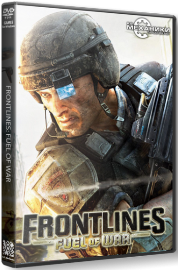 Frontlines: Fuel of War (2008) PC   RePack by R.G. Механики