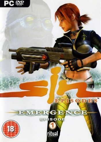 SIN Episodes: Emergence (2006) PC | RePack by Rockman