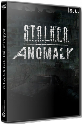 Сталкер Anomaly [1.5.0/BETA 3.0] (2019) PC | RePack от SeregA-Lus