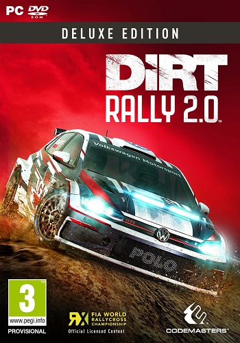 DiRT Rally 2.0 - Super Deluxe Edition