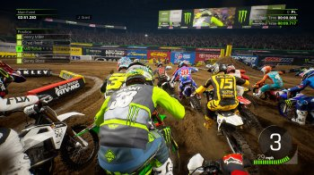 Monster Energy Supercross - The Official Videogame 2 (2019) PC   Лицензия