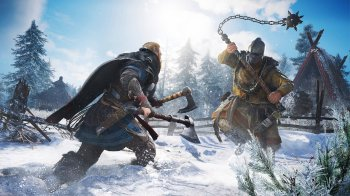 Assassin's Creed Valhalla от xatab