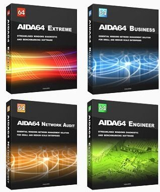 AIDA64 Extreme / Engineer / Business / Network Audit 6.50.5800 Final