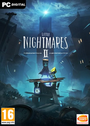 Little Nightmares II: Deluxe Edition