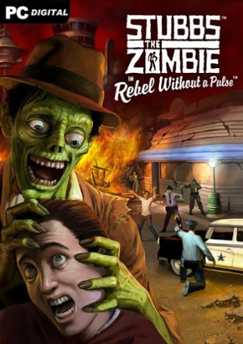 Stubbs the Zombie in Rebel Without a Pulse переиздание