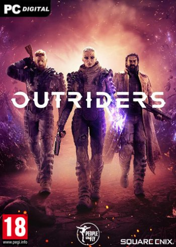 OUTRIDERS от xatab