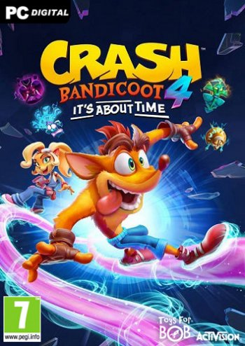 Crash Bandicoot 4: It's About Time на пк